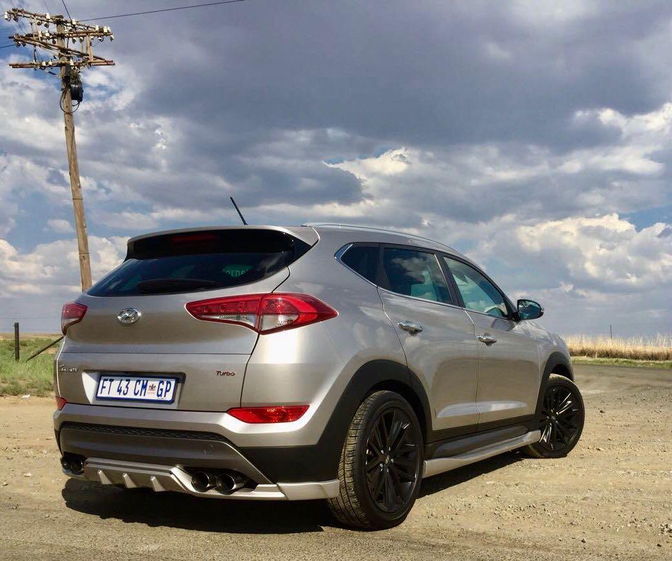 Tuson Hyundai: Driven: Hyundai Tucson Turbo Executive Sport